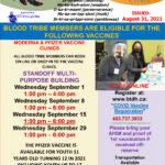 Covid19 Emergency Response Update Aug 31